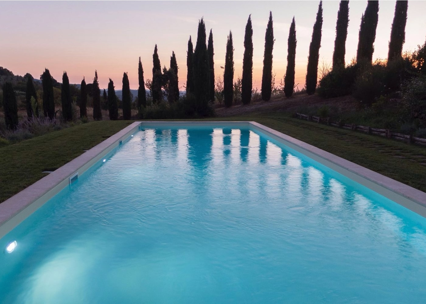 Sports Pool in Tuscany by Gardenpool